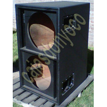 Caja Vacia Para Bafle Modelo Eaw Sb850 No Das Jbl E.v