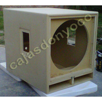 Caja Vacia Para Bafle Modelos Selenium Sw600w