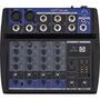 Wharfedale Pro Connect 802 Usb Mixer 6ch 2xlr+2st Phanton