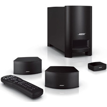 Bose Cinemate Gs Serie 2 Parlantes 2.1 P/home Blue Ray Dvd