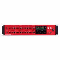 Placa De Audio Thunderbolt Focusrite Clarett 8 Prex 26ch In
