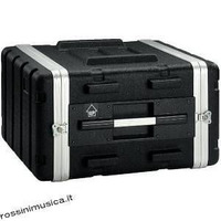Proel R6u Anvil Flight Cases Rack De Plastico 19 6 Unidades