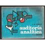 L4151. Auditoría Analítica. Skinner Y Anderson