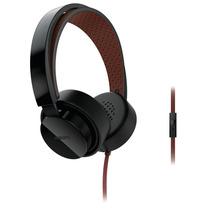 Auriculares Vincha Con Microfono Philips Shl5205 Para Celus!