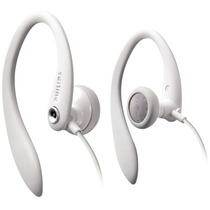 Auriculares Con Soporte Flexible Para Orejas Philips Shs3201