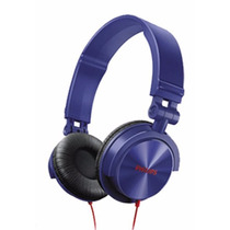 Auriculares Dj Philips Shl3050 Violeta Sony Panasonic