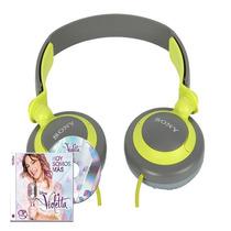 Auriculares Sony Mdr Xb200 Cd Violeta Tio Musa Oferta