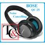 Bose Qc25 Supresion De Ruido Noise Cancelling Oferta S/caja