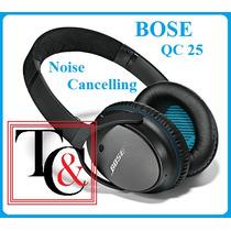 Bose Qc25 Supresion De Ruido Noise Cancelling