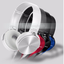 Auricular Sony Mdr-xb450 Manos Libres Extra Bass Potenciados