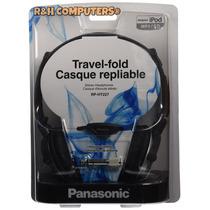 Auriculares Panasonic Audio-pc Excelente Cable Largo-grande!