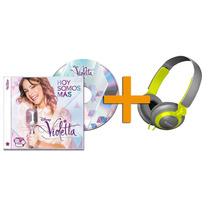Auriculares Estéreo Sony Mdr-xb200 Verde + Cd Violetta