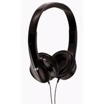 Auriculares Voxson London Black Color Negro