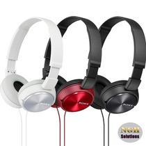 Auriculares Sony Mdr-zx310. Plegables Y Livianos.