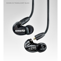 Shure Se215 Auriculares Intraulares Profesionales