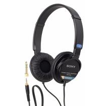 Auricular Sony Mdr-7502 Profesional Original En Blister