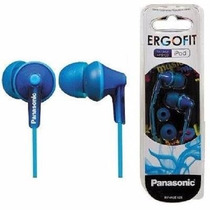Auriculares Panasonic In-ear Rp-hje120 O 125
