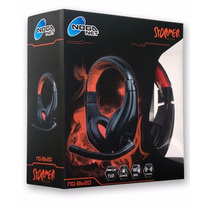 Auricular Gamer Noganet Pc Mic Stereo