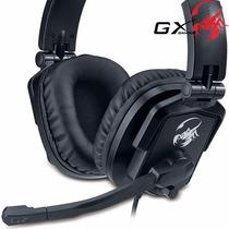Gx Gaming Lychas Auricular Gamer Con Microfono