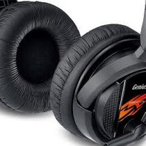 Auriculares Genius Hs-g500v Gamming Vibracion Pc/mac Juegos
