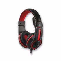 Auricular Noganet Gamer Pc Hd C/mic Regulable Ultimo Modelo!