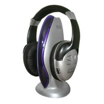 Auricular Inalambrico Profesional Moon Ma101 Con Radio Fm