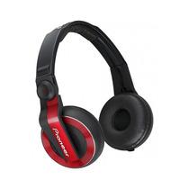Pioneer Hdj 500 Dj Auricular Profesional Headphone Rojo