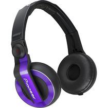 Pioneer Hdj 500 Dj Auricular Profesional Headphone Violeta