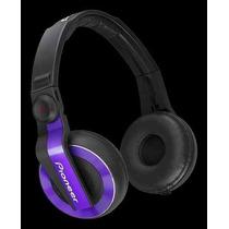 Pioneer Hdj-500 Auricular De Dj Profesional Color Violeta