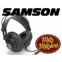 Samson Sr850 Auricular Profesional P/estudio, Semi-abierto