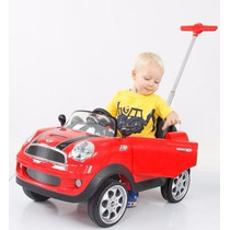 Coche De Empuje Mini Cooper Push Car Kiddy Tiendamibebe