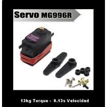 Servo Digital Towardpro Mg-996r 12kg Engranajes Metalicos
