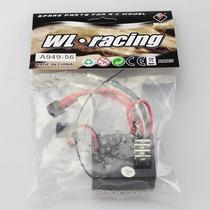 Receptor P/ Buggy, Camioneta Wl Toys A949, A959, A969, A979
