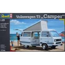 Volkswagen T3 Camper 1/25 Marca Revell