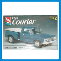 -full- Ford Courier 1/25 Amt Ertl 6690