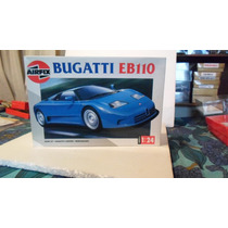 Bugatti Eb 110 - Kit Para Armar 1/24 Airfix
