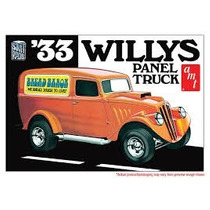 Willys 33 Panel Truck 1/25 Marca Amt