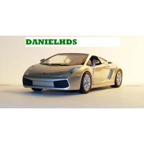 Auto Lamborghini Gallardo Metal Esc 1/32 Danielhds