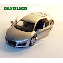 Auto Audi R8 El De Ironman Esc 1/32 Metal Danielhds