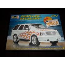 Cadillac Escalade 1/25 Marca Revell