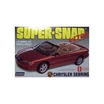 Chrysler Sebring 1/25 Marca Lindberg