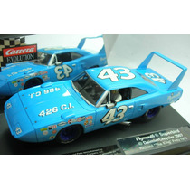 Scalextric Plymouth Superbird Nascar Petty Carrera Evolution