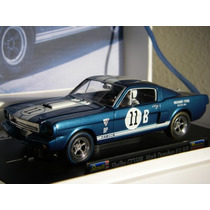 Scalextric Shelby Gt 350 Ford Mustang Revel Carrera