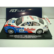 Bmw M3 Gtr Nurburgring 2003 1/32 Fly No Perder Scalextric