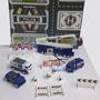 Set Vehículos Colección Policía Camionetas Swat + Accesorios