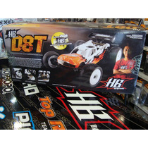 Truggy D8t Hot Bodies Auto Rc -- Entrega Inmediata