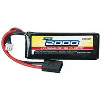 Bateria Lipo 2s 7.2 Volt 2000 Mah- Auto Radiocontrol.