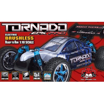 Buggy Rc 1/10 Tornado S30pro Red Cat 4x4 Electrico Brushless