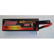 Pila / Pack De Lipo 5500mah 50c 14.8v Desire Power
