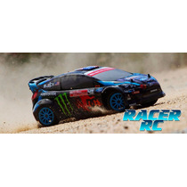 Ken Block Rally 1/8, Electrico, Sin Interes, Radio Control